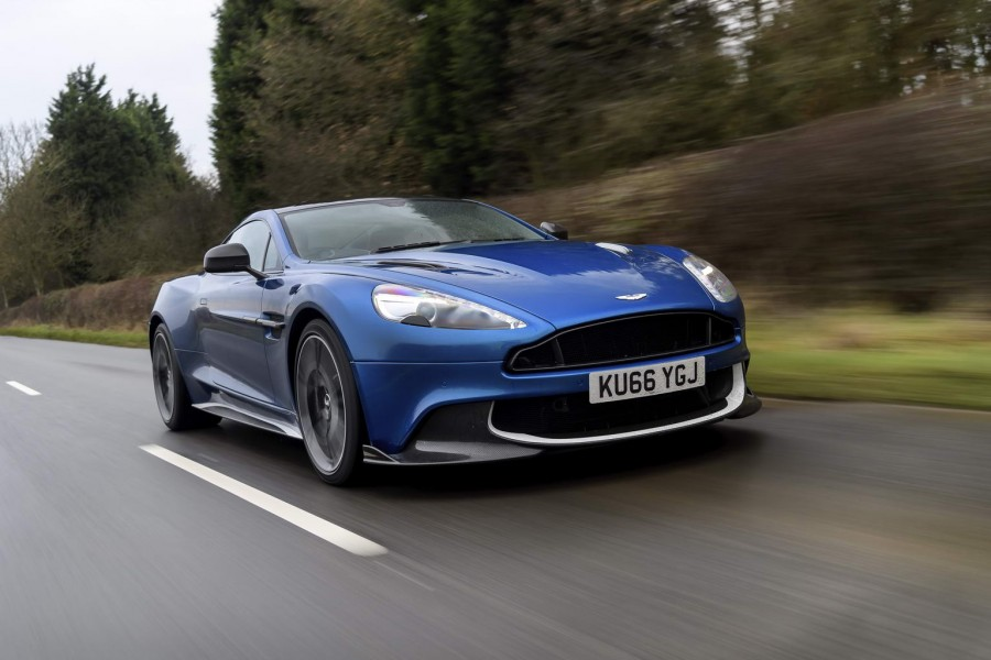 Car Reviews | Aston Martin Vanquish S | CompleteCar.ie