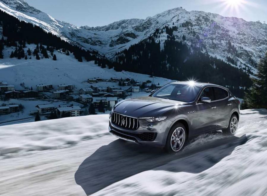 Car Reviews | Maserati Levante | CompleteCar.ie