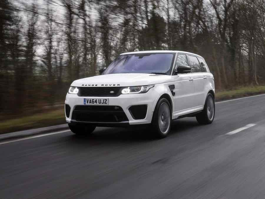 Car Reviews | Range Rover Sport SVR | CompleteCar.ie