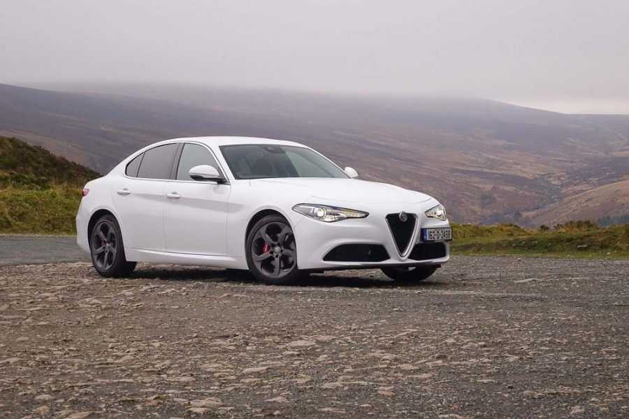 Car Reviews | Alfa Romeo Giulia 2.2 JTD Super Sport | CompleteCar.ie