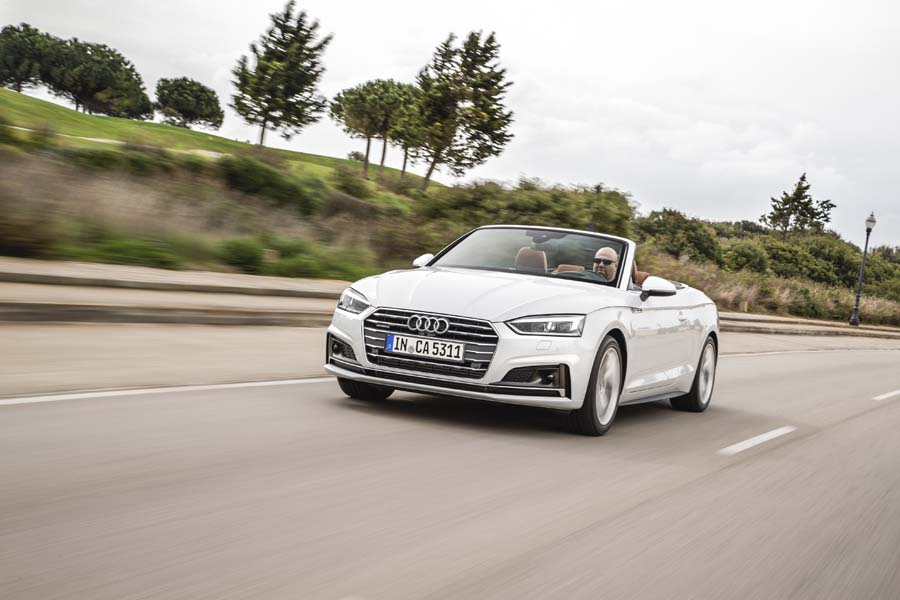 Car Reviews | Audi A5 Cabriolet 2.0 TDI quattro | CompleteCar.ie