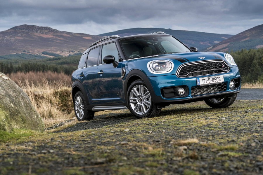 Car Reviews | MINI Countryman Cooper SD ALL4 | CompleteCar.ie