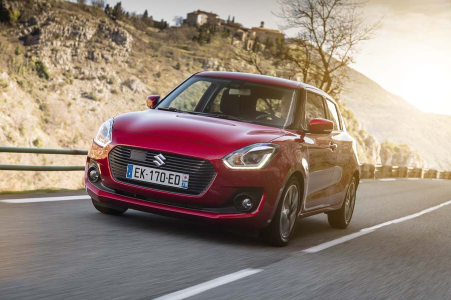 Car Reviews | Suzuki Swift | CompleteCar.ie
