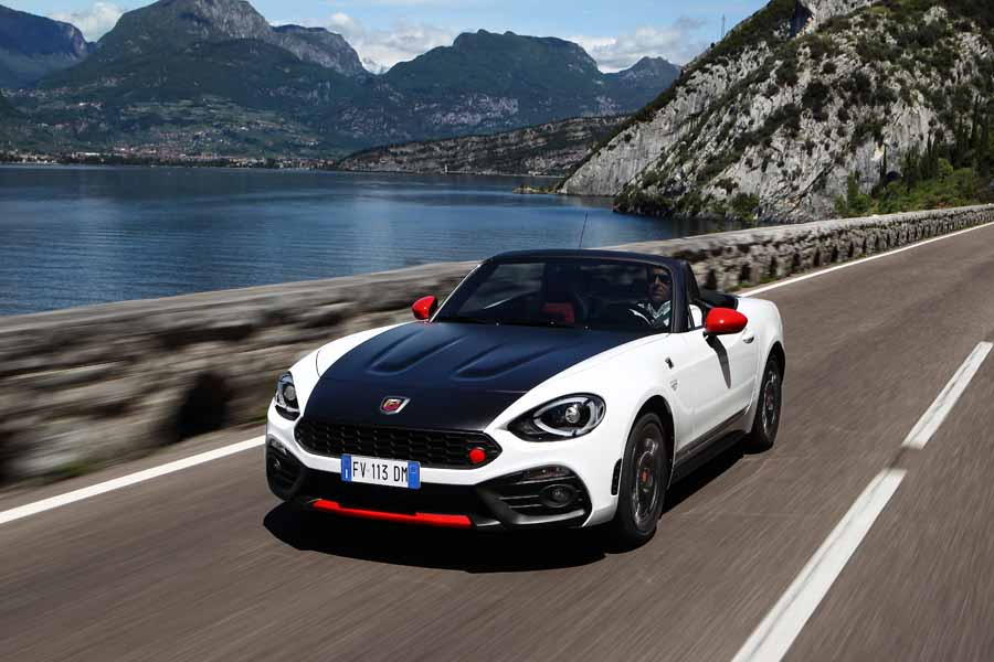 Car Reviews | Abarth 124 Spider | CompleteCar.ie