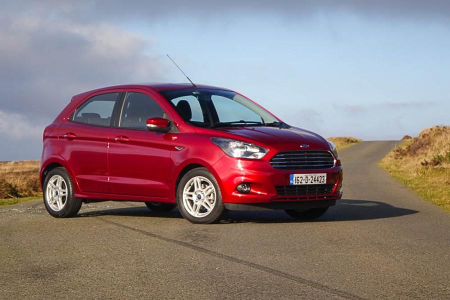 Image Result For Ford Ka Safety Rating