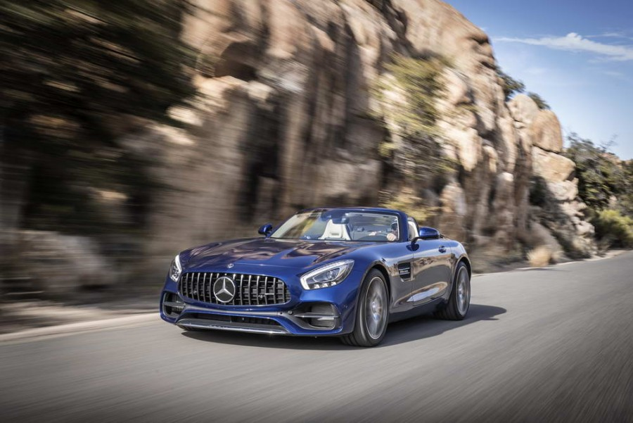 Car Reviews | Mercedes-AMG GT Roadster | CompleteCar.ie