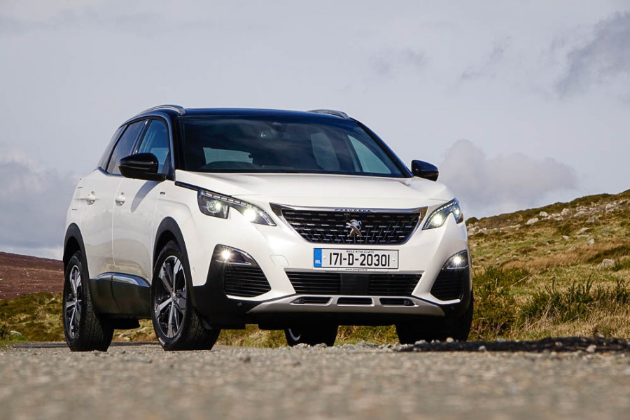 Car Reviews | Peugeot 3008 GT Line | CompleteCar.ie