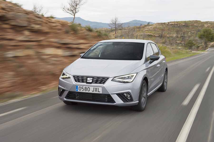 Car Reviews | SEAT Ibiza | CompleteCar.ie