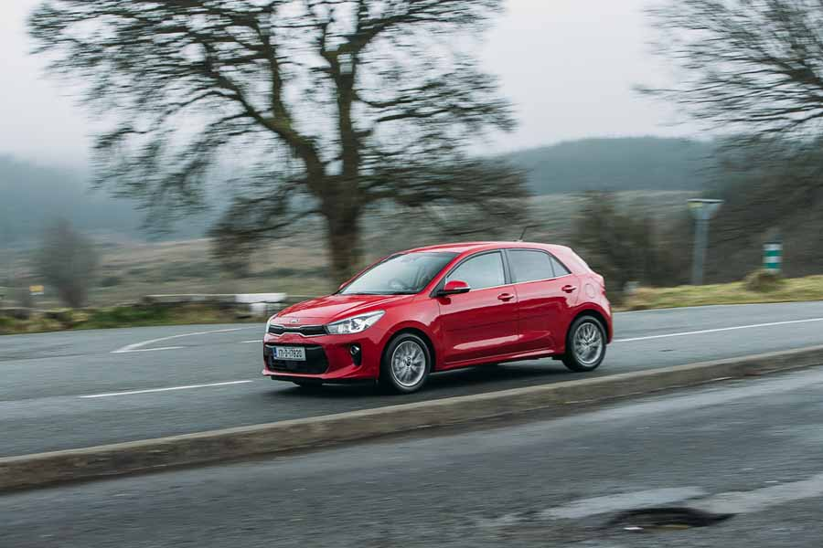 Car Reviews | Kia Rio 1.2 petrol | CompleteCar.ie