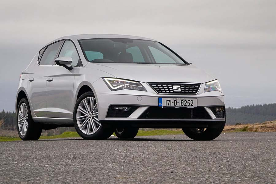 Car Reviews | SEAT Leon 1.4 TSI XCellence | CompleteCar.ie