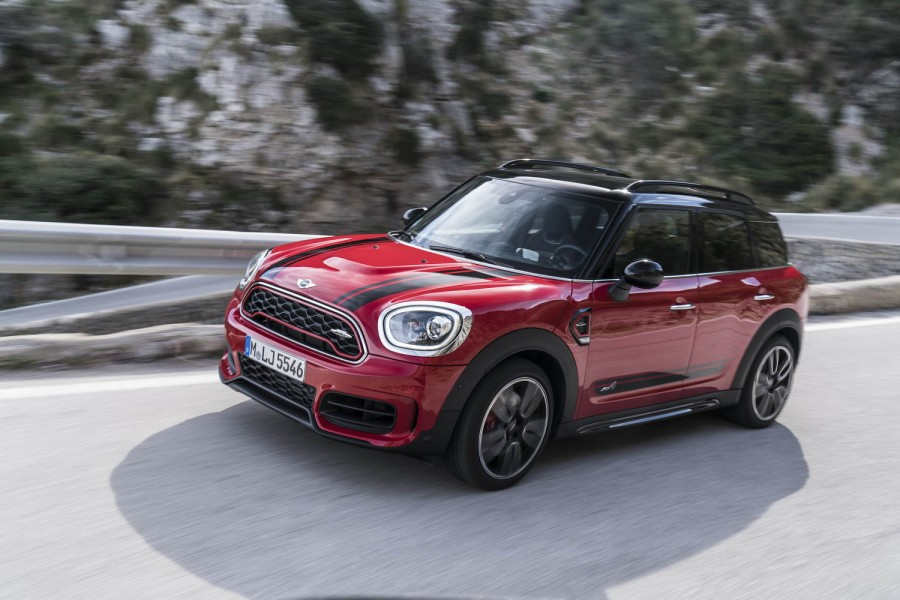 Car Reviews | MINI John Cooper Works Countryman | CompleteCar.ie