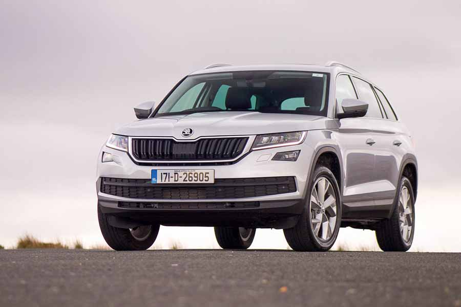 Car Reviews | Skoda Kodiaq 2.0 TDI 150 4x4 | CompleteCar.ie