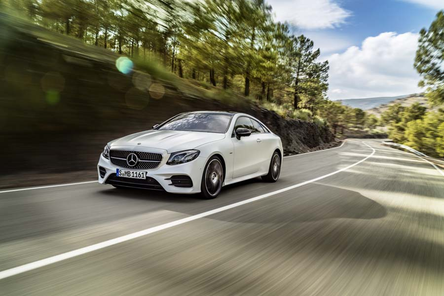 Car Reviews | Mercedes-Benz E 400 4Matic Coupe | CompleteCar.ie