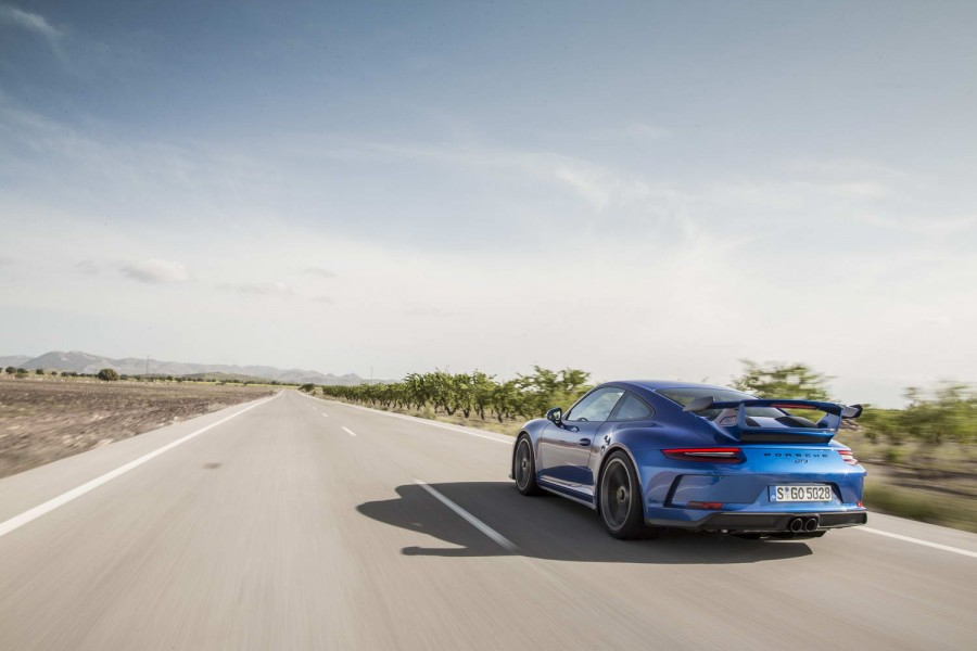 Car Reviews | Porsche 911 GT3 | CompleteCar.ie