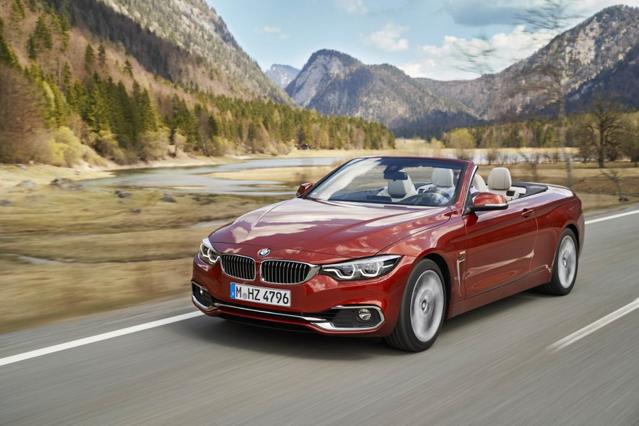 Car Reviews | BMW 430i Convertible | CompleteCar.ie