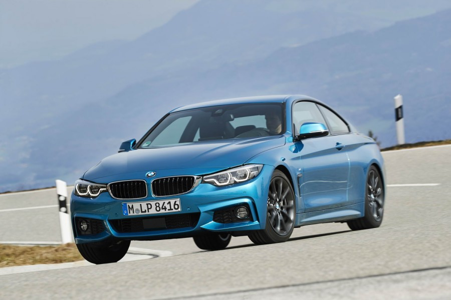 Car Reviews | BMW 440i Coupe | CompleteCar.ie