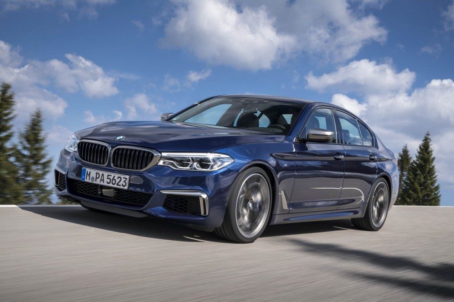 Car Reviews | BMW M550i xDrive | CompleteCar.ie
