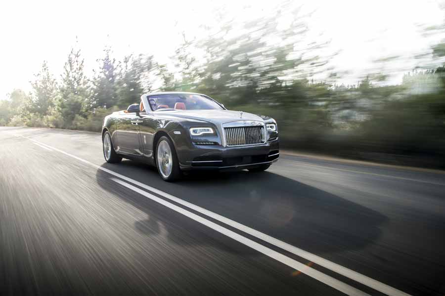Car Reviews | Rolls-Royce Dawn | CompleteCar.ie