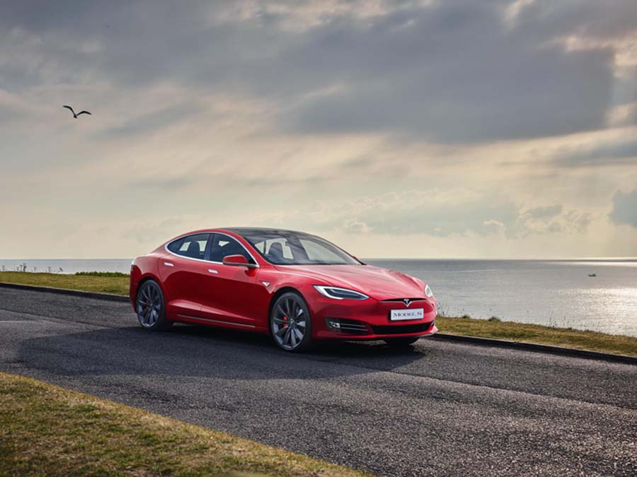 Car Reviews | Tesla Model S P100D | CompleteCar.ie