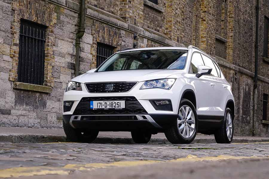 Car Reviews | SEAT Ateca 1.4 TSI | CompleteCar.ie