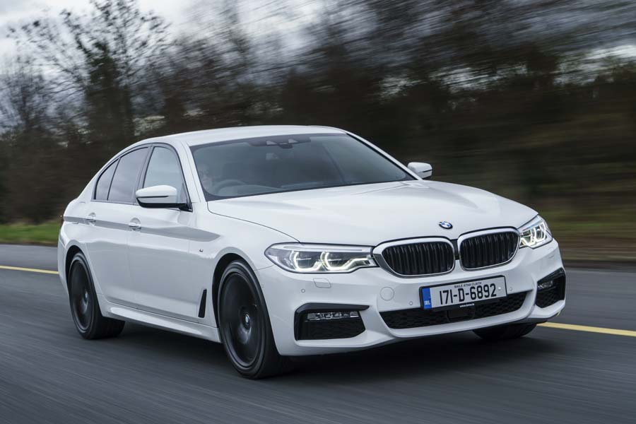 Car Reviews | BMW 520d M Sport | CompleteCar.ie