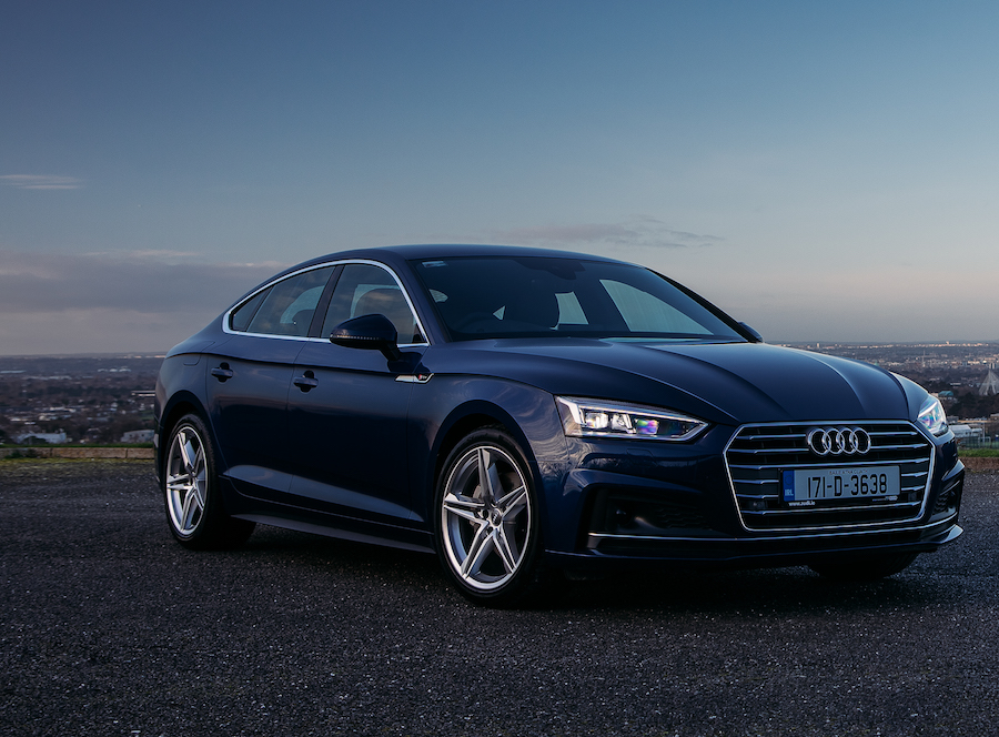 Car Reviews | Audi A5 Sportback | CompleteCar.ie
