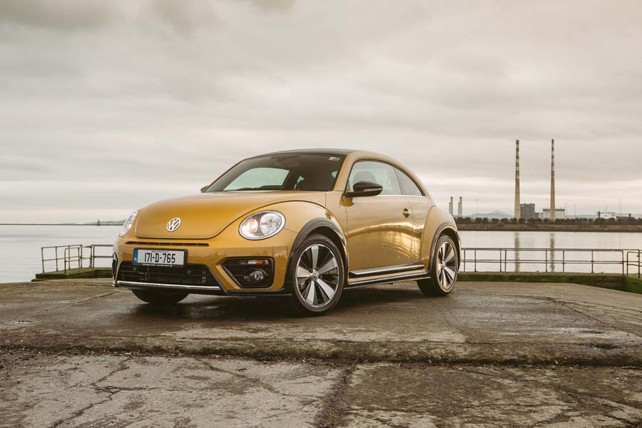 Car Reviews | Volkswagen Beetle 2.0 TDI R-Line | CompleteCar.ie