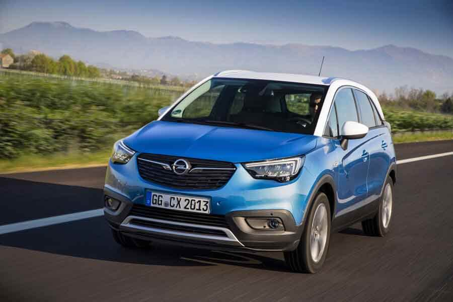 Opel Crossland X 1 2 Turbo Petrol Reviews Complete Car