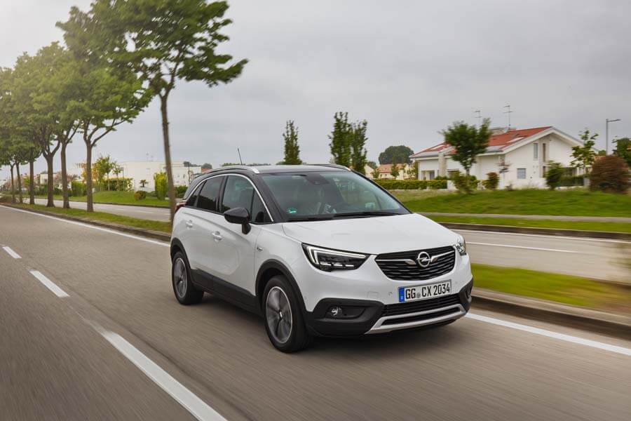 Car Reviews | Opel Crossland X 1.6 diesel | CompleteCar.ie