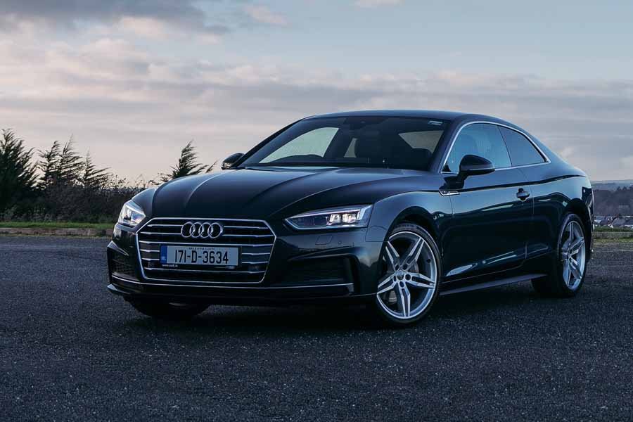 Car Reviews | Audi A5 Coupe | CompleteCar.ie