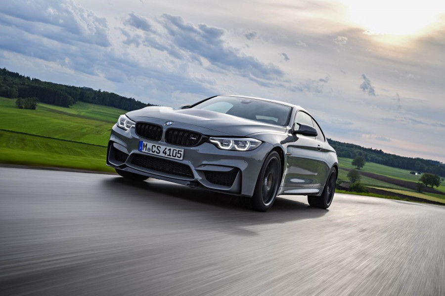 Car Reviews | BMW M4 CS Coupe | CompleteCar.ie