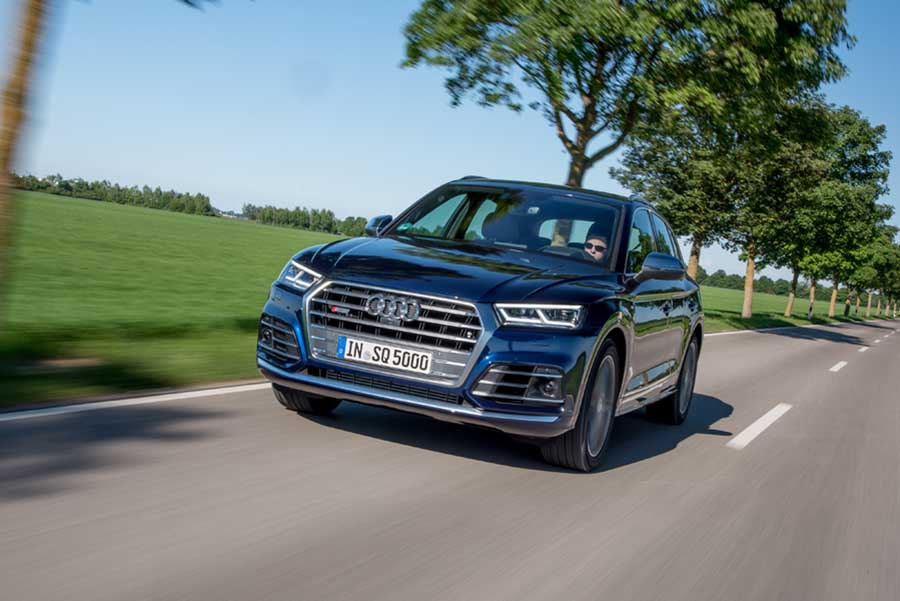 Car Reviews | Audi SQ5 TFSI | CompleteCar.ie