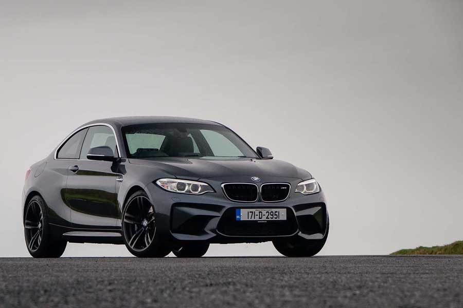 Car Reviews | BMW M2 Coupe | CompleteCar.ie