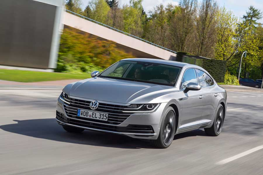 Car Reviews | Volkswagen Arteon 2.0 TDI 240 | CompleteCar.ie