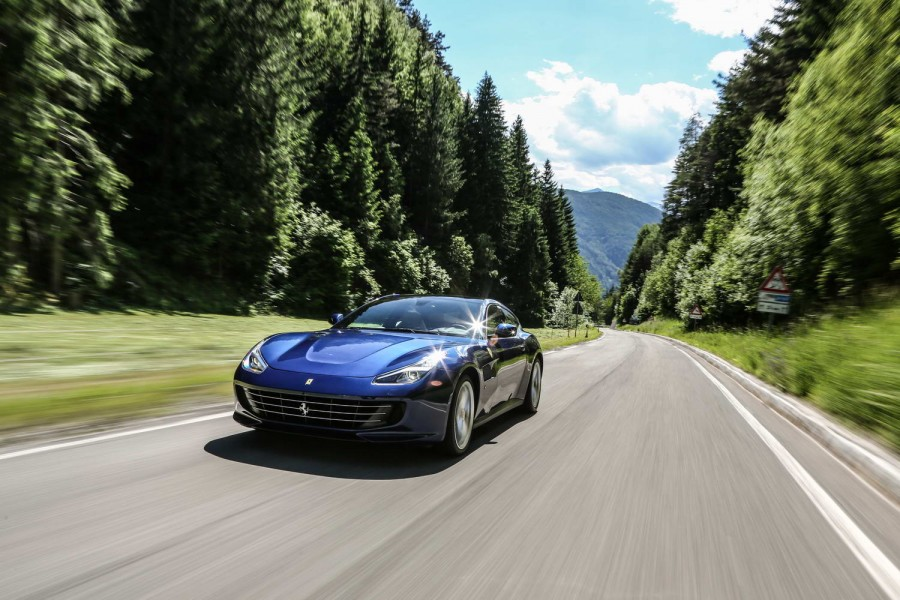 Car Reviews | Ferrari GTC4Lusso | CompleteCar.ie