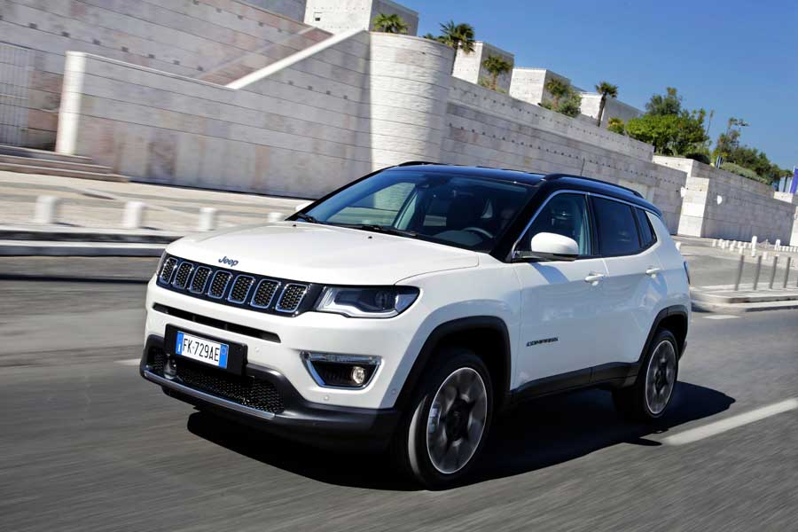 Car Reviews | Jeep Compass 1.6 diesel | CompleteCar.ie