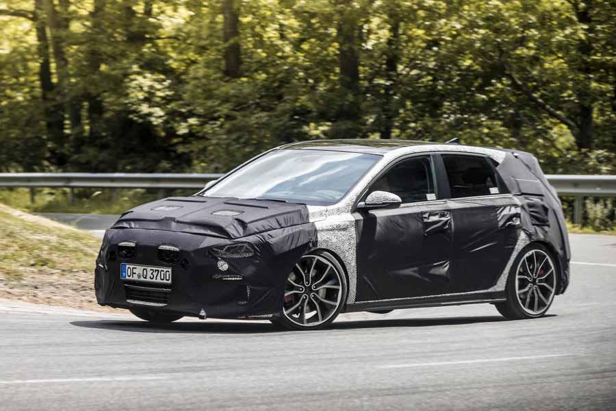 Car Reviews | Hyundai i30 N | CompleteCar.ie