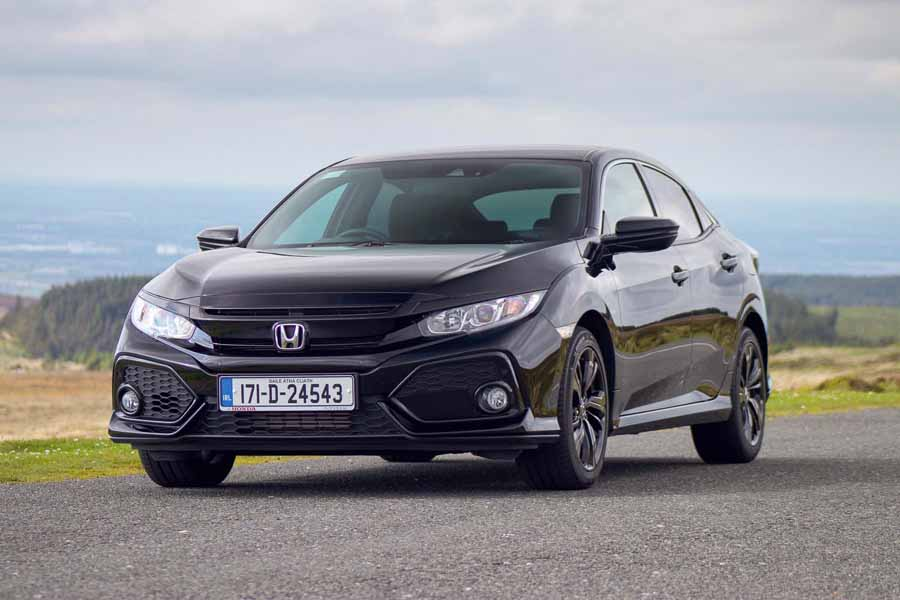 Car Reviews | Honda Civic 1.0 VTEC Turbo | CompleteCar.ie