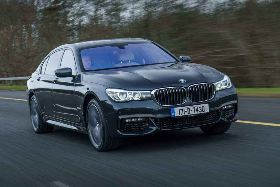 Car Reviews | BMW 740Le xDrive M Sport | CompleteCar.ie