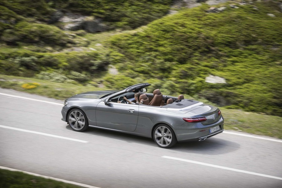 Car Reviews | Mercedes-Benz E 220 d Cabriolet | CompleteCar.ie