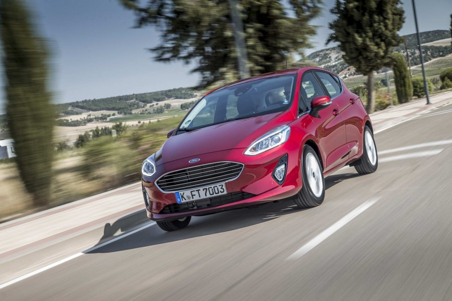 Car Reviews | Ford Fiesta 1.5 diesel | CompleteCar.ie