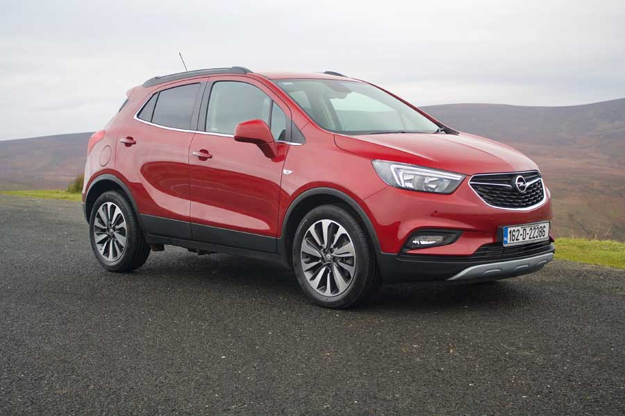 Car Reviews | Opel Mokka X 1.6 diesel AWD | CompleteCar.ie