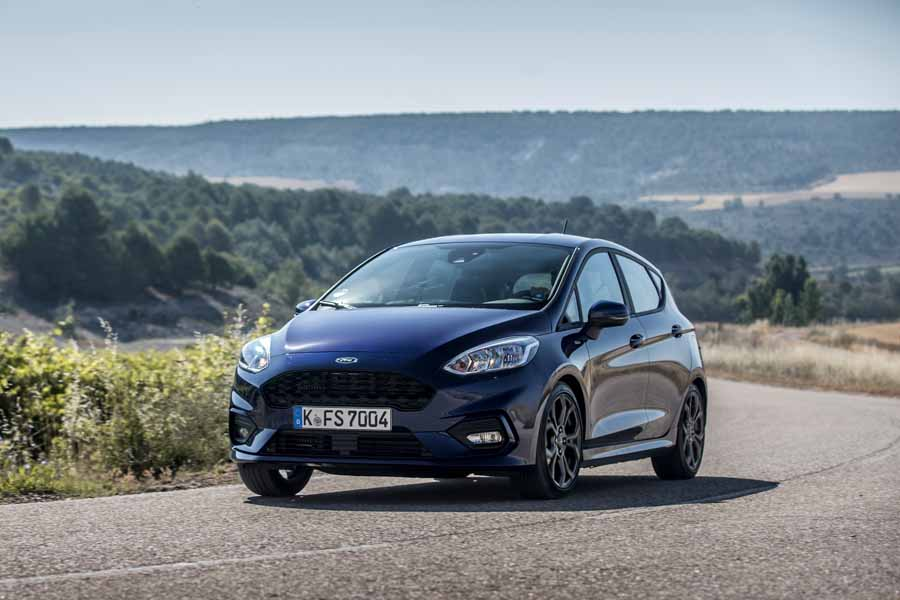 Car Reviews | Ford Fiesta 1.0 EcoBoost ST-Line | CompleteCar.ie