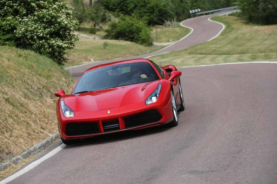 Car Reviews | Ferrari 488 GTB | CompleteCar.ie