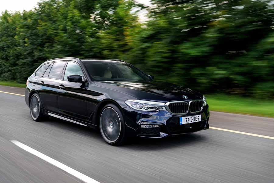 Car Reviews | BMW 530d M Sport Touring | CompleteCar.ie