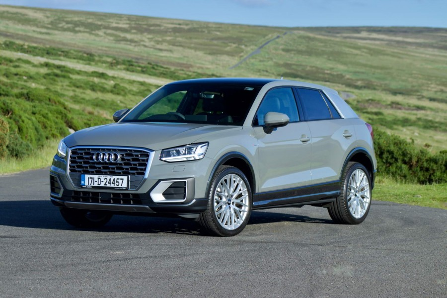Car Reviews | Audi Q2 1.0 TFSI | CompleteCar.ie