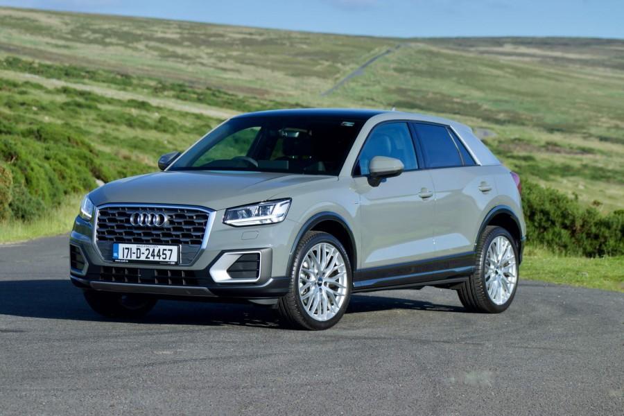 Audi Q TFSI Reviews Test Drives Complete Car - Audi car q2