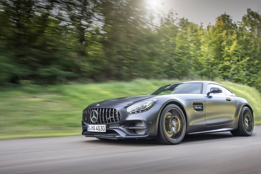 Car Reviews | Mercedes-AMG GT C Coupe | CompleteCar.ie