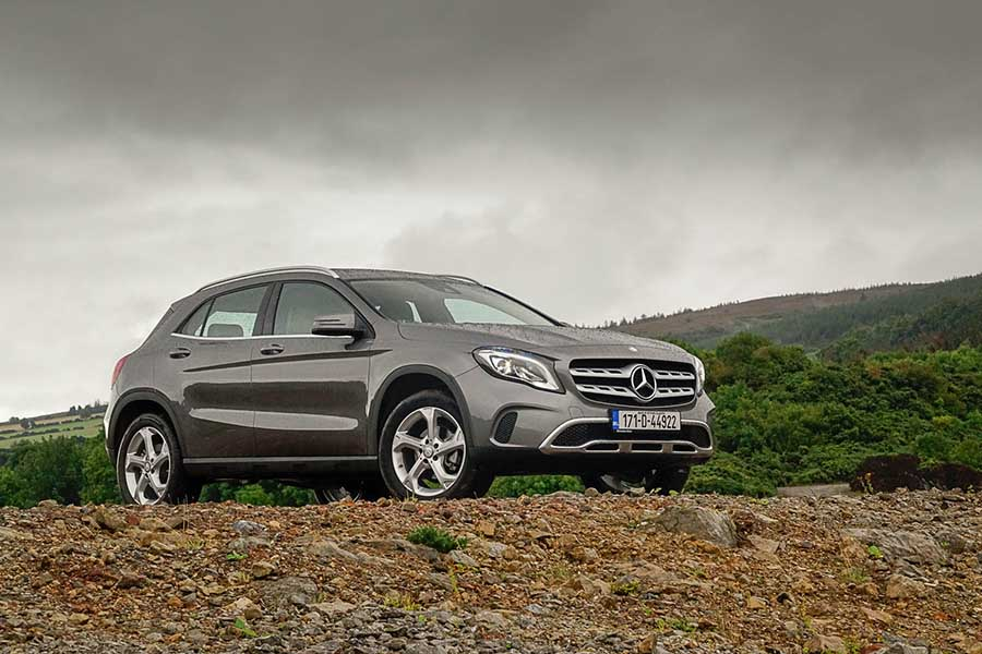 Car Reviews | Mercedes-Benz GLA 200 d | CompleteCar.ie