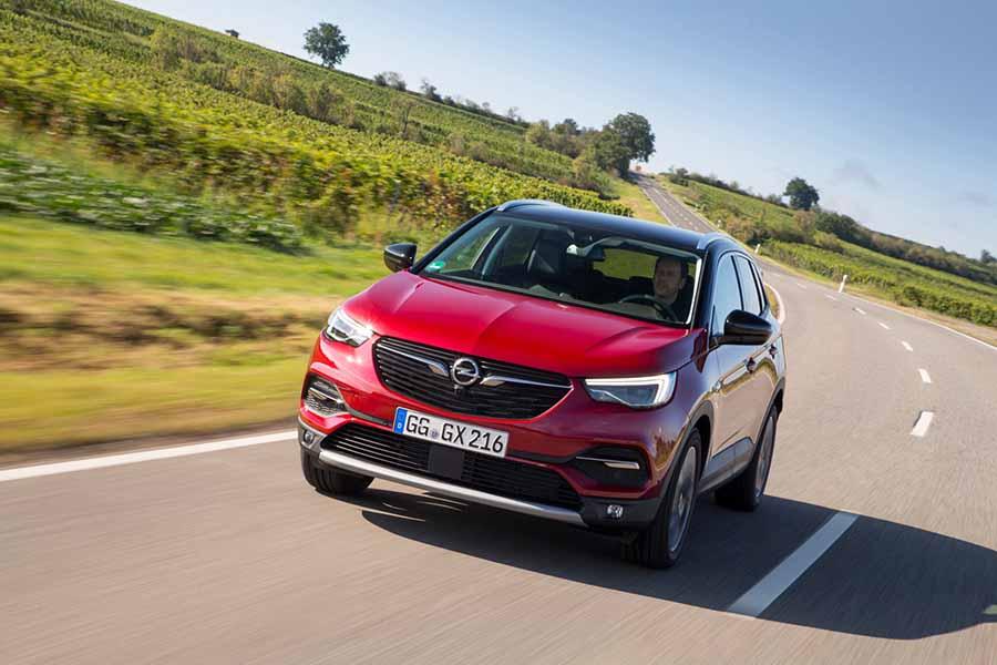 Car Reviews | Opel Grandland X 1.6 diesel | CompleteCar.ie